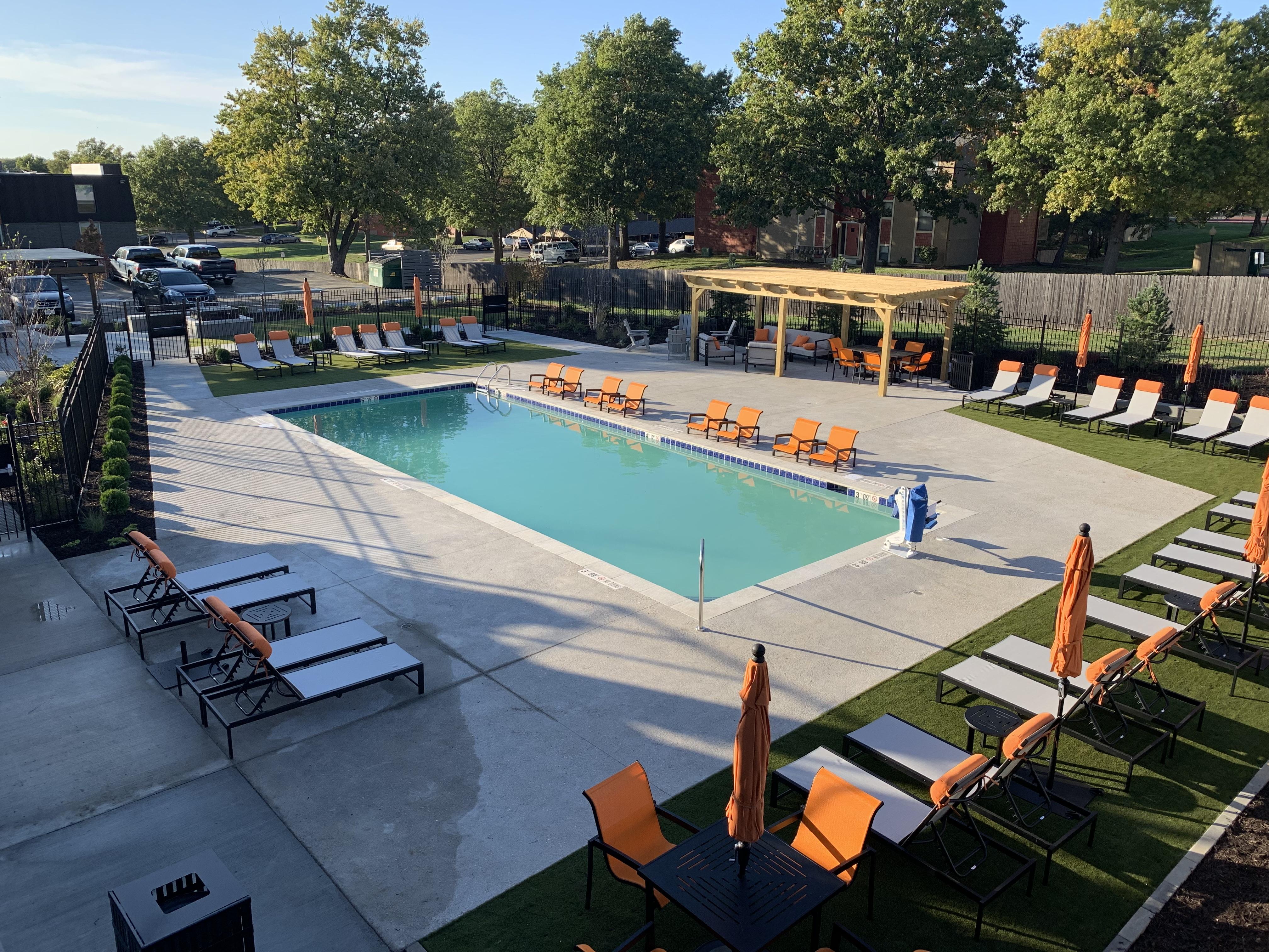 Researve 77 Pool Design