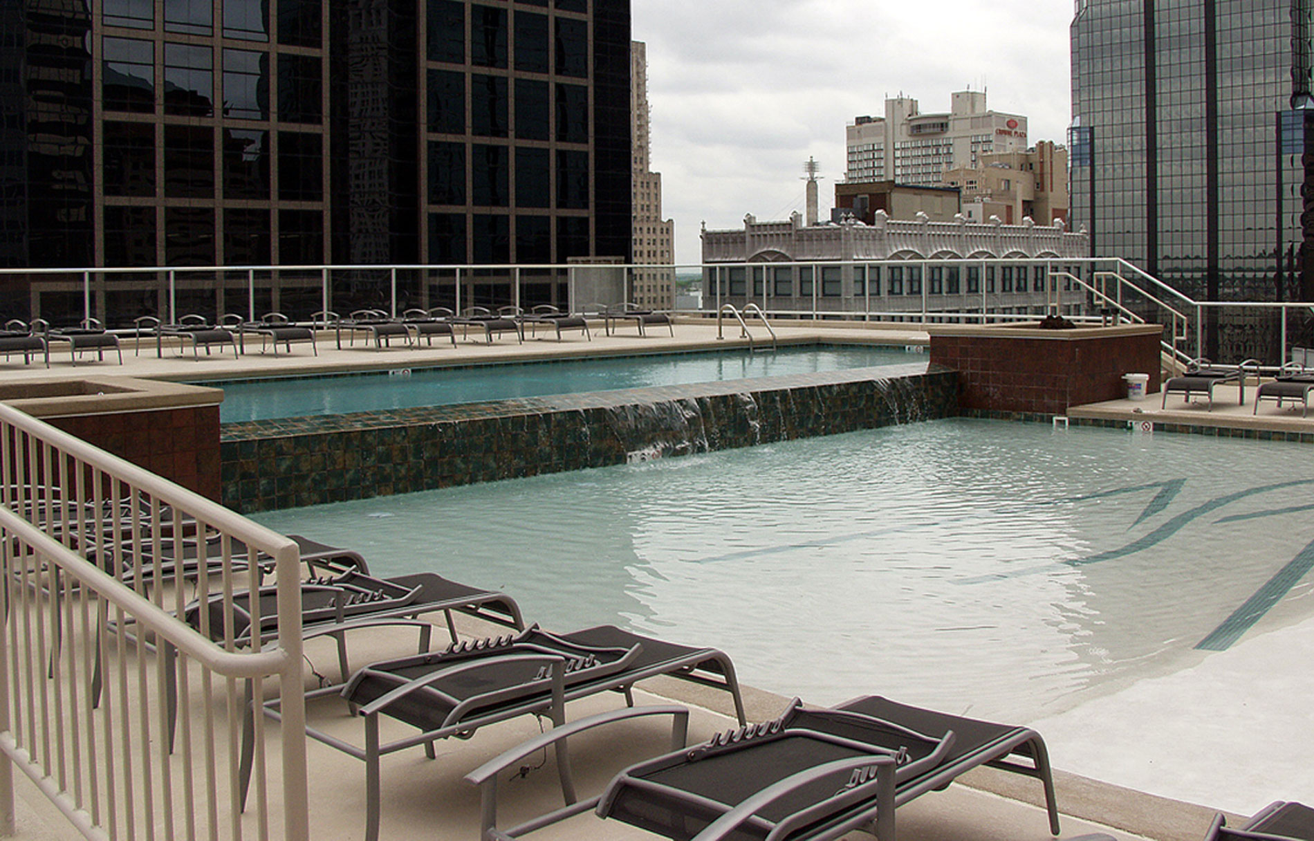 Wall Street Condominiums Pool